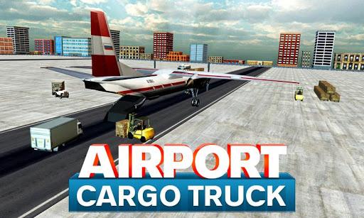 飛行機貨物トラック Sim 3D