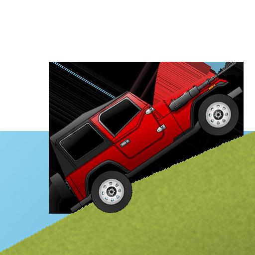 四轮驱动山拉力赛吉普护甲 冒險 App LOGO-APP試玩