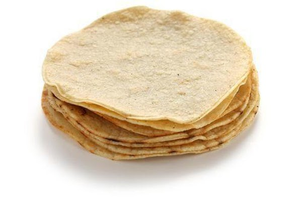 Homemade Corn Tortillas (sallye) Recipe