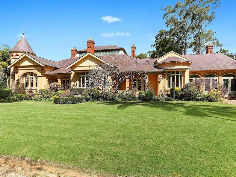 Berith Park, 19 Billyard Avenue, Wahroonga, NSW 2076