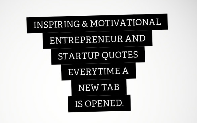 New Tab Startup Quotes