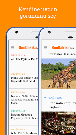 Son Dakika Haber 3.4.39 screenshots 3