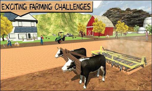 USA Farming Sim 19  trampa 1