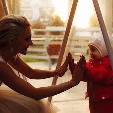 Huwelijksfotograaf Sergey Kurzanov (kurzanov). Foto van 25.10.2016