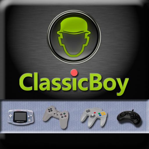 ClassicBoy (Emulator) - Apps on Google Play