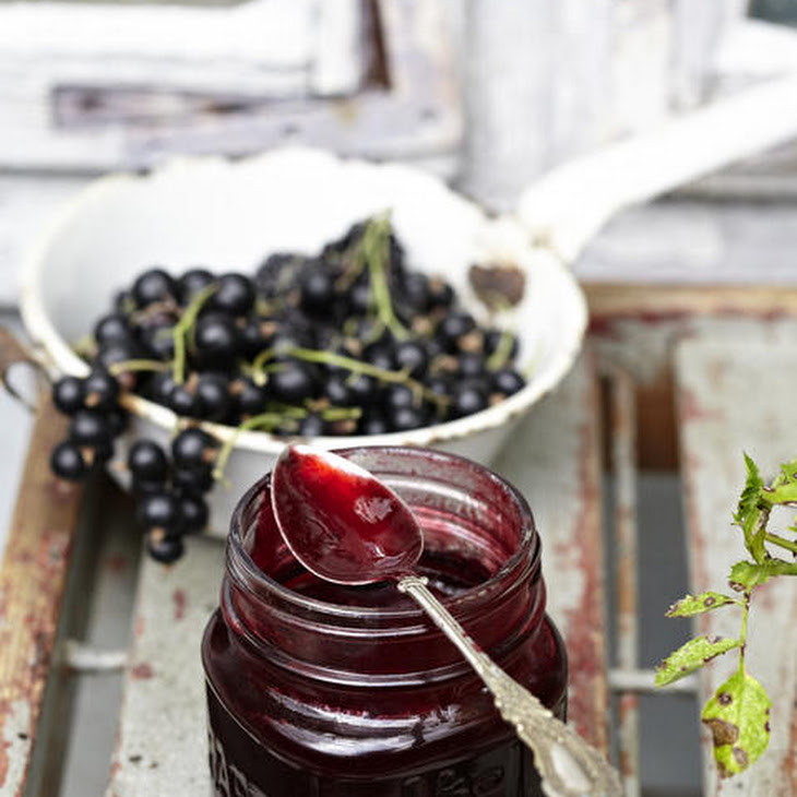 Blackberry and Blackcurrant Jam Recipe
