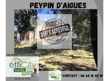 maison à Peypin-d'Aigues (84)