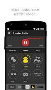 Spreaker Studio- miniatura screenshot