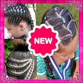kids braided hairstyles - African hair style
