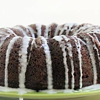 Chocolate Sour Cream Bundt Cake With Cake Mix Recipes.
