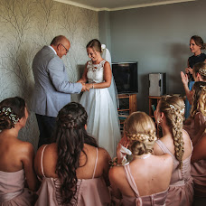 Wedding photographer Gábor Badics (badics). Photo of 02.09.2018
