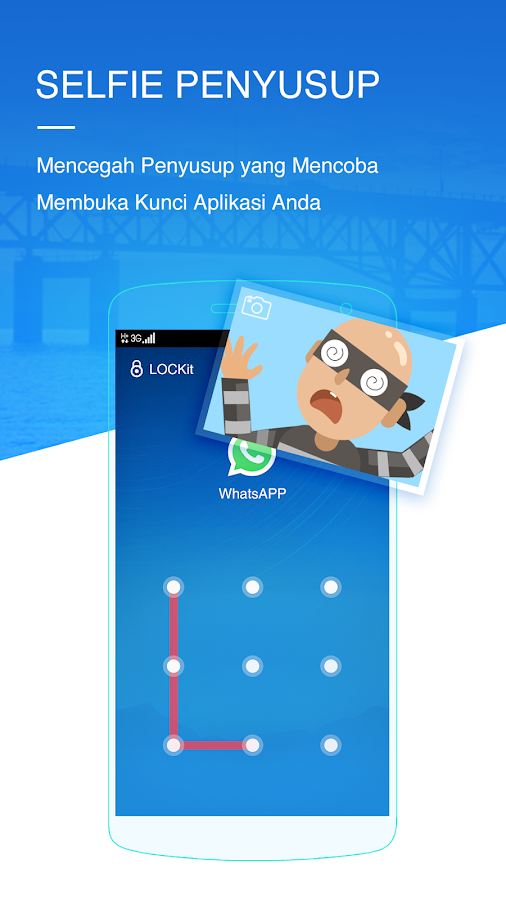 LOCKit - Kunci Aplikasi- screenshot