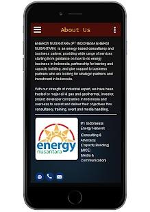 Energy Nusantara - náhled