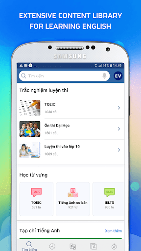 Download Vietnamese English Dictionary - Tu Dien Anh Viet 3.5 2