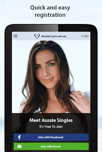 AussieCupid - Aussie Dating App- screenshot thumbnail
