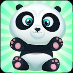 Panda - Fu the virtual animal Icon