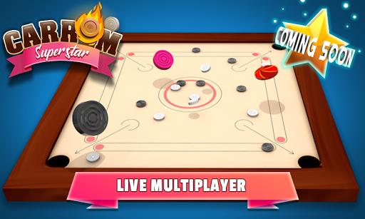Carrom Board :  Multiplayer 3.6 screenshots 5