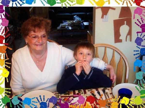 Nancy & Grandson