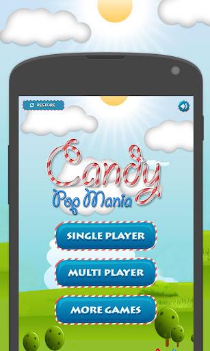 Candy Pop Match Mania