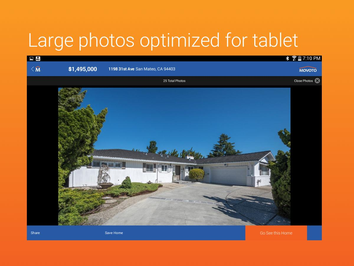 Real Estate by Movoto- screenshot