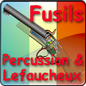 Fusils à percussion et broche icon