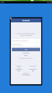 FB new version - náhled