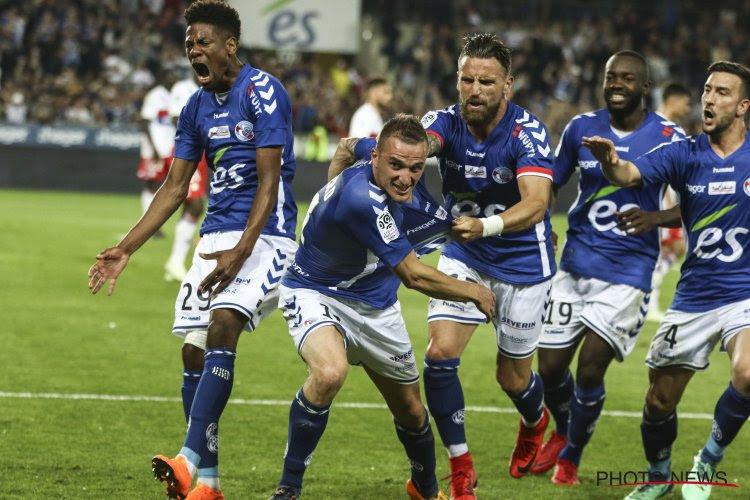 Coupe de la Ligue : Strasbourg, sans Sels, s'impose au terme d'une séance de tirs au but