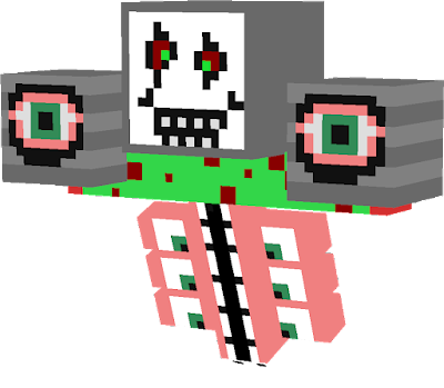 A boss From Undertale