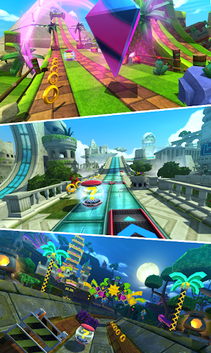Sonic Forces u2013 Multiplayer Racing & Battle Game modavailable screenshots 5
