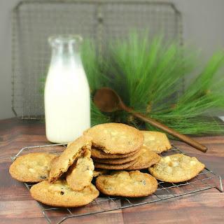 Cranberry-Orange Pistachio Chip Cookies.