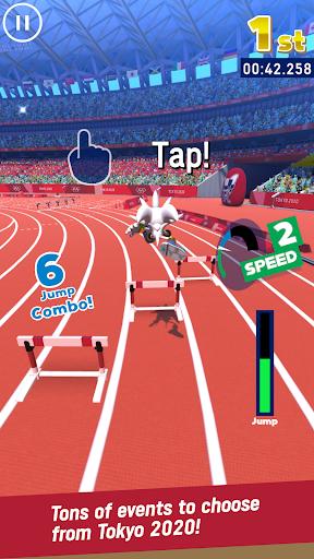 Sonic at the Olympic Games u2013 Tokyo 2020u2122  screenshots 3