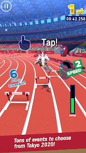 SONIC AT THE OLYMPIC GAMES – TOKYO 2020 Apk Download For Android and Iphone 3