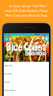 Blue Coast Burrito- screenshot thumbnail