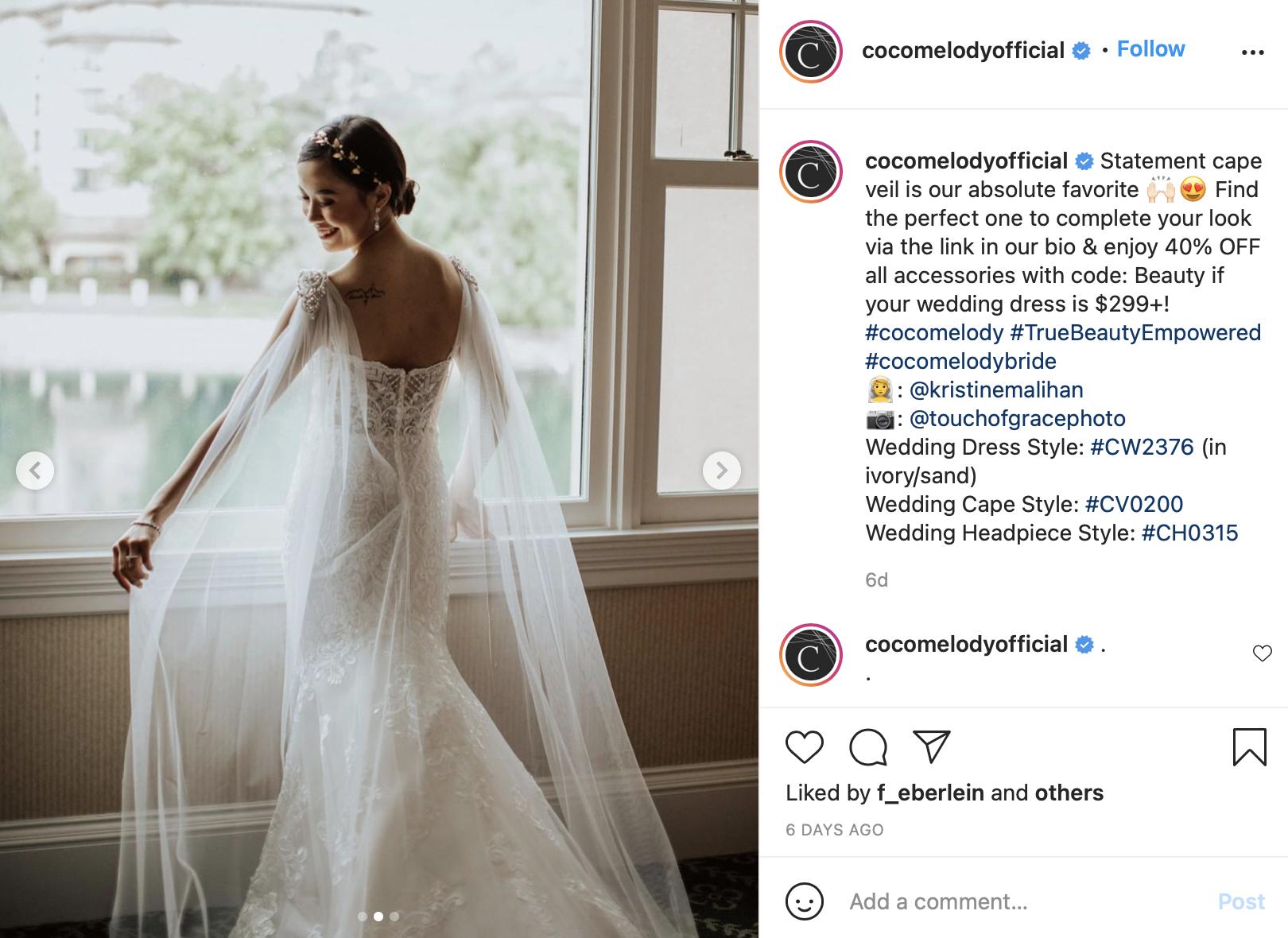 shoulder capes on wedding dress