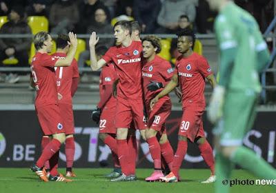 """Boskamp à MPH: """"Bruges doit développer un jeu dominant"""""""