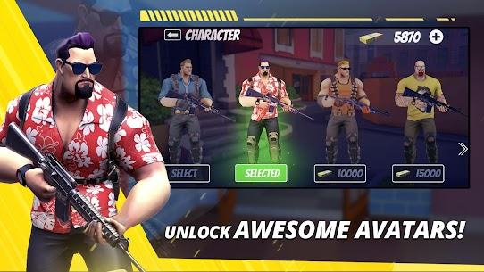 Gun Game – Arms Race Apk Download For Android 4