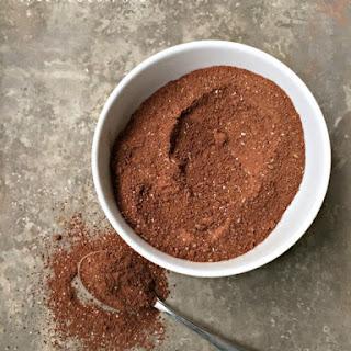 Spicy Cocoa Rub
