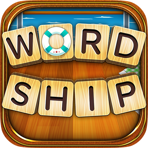 FREE WORD GAMES YOU CAN PLAY ALONE - WORD SHIP!