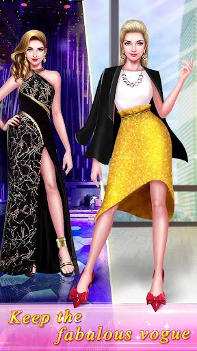 ud83dudc84ud83dudcf7Fashion Cover Girl - Makeup star  screenshots 12
