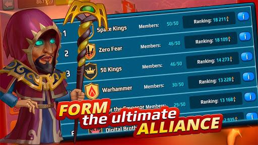 Battle Arena: Heroes Adventure - Online RPG 1.7.1401 screenshots 22