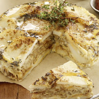Onion Potato Tortilla