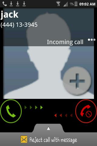 Fake call super