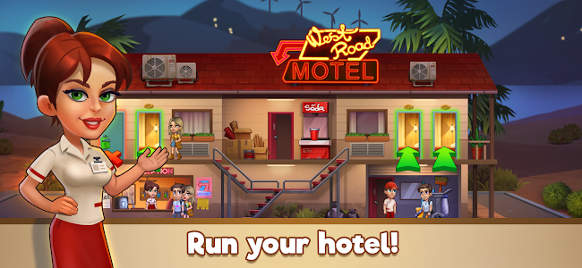 Doorman Story: Hotel team tycoon 1.3.7