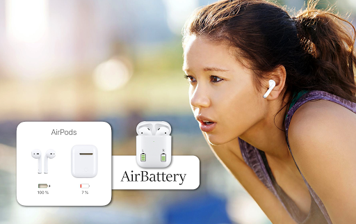 AirBattery™ - Using Airpod on Android Like iPhone cheat hacks