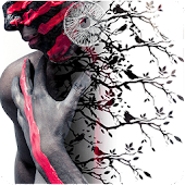 Dispersion effect : Pixel Effect Photo Editor