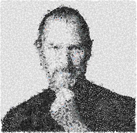 Tạo ảnh chân dung bằng emoji độc đáo