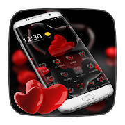 App Red Love Heart Theme APK for Windows Phone