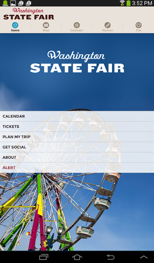 Washington State Fair- screenshot