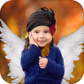 Fairy Wings Photo Editor