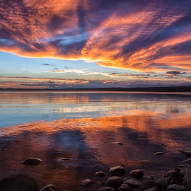 by Susan Campbell - Landscapes Sunsets & Sunrises